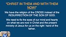 What we are in Christ pt.1-School of The Anointing Live
